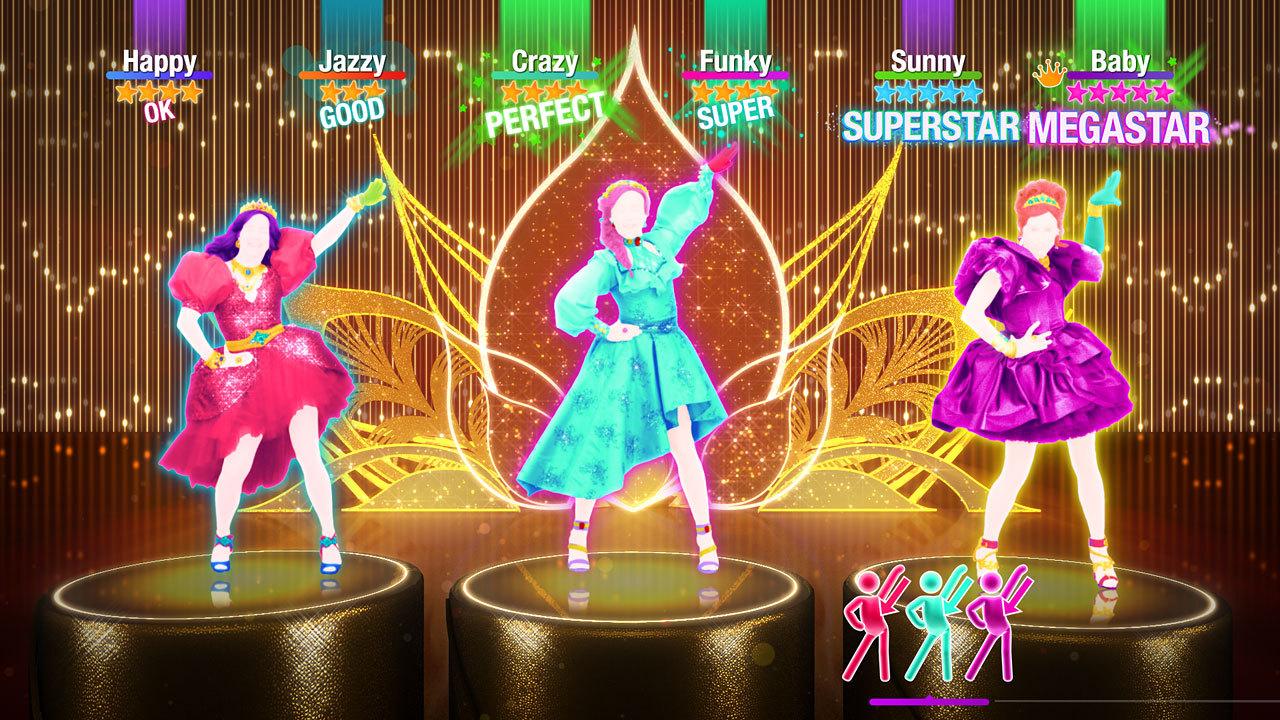 Just Dance 2021 [NSW] (D/F/I)