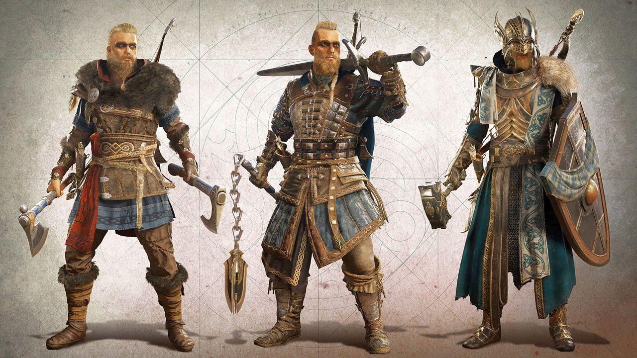 Assassin`s Creed - Valhalla Ultimate Edition [XONE/XSX] (D/F/I)