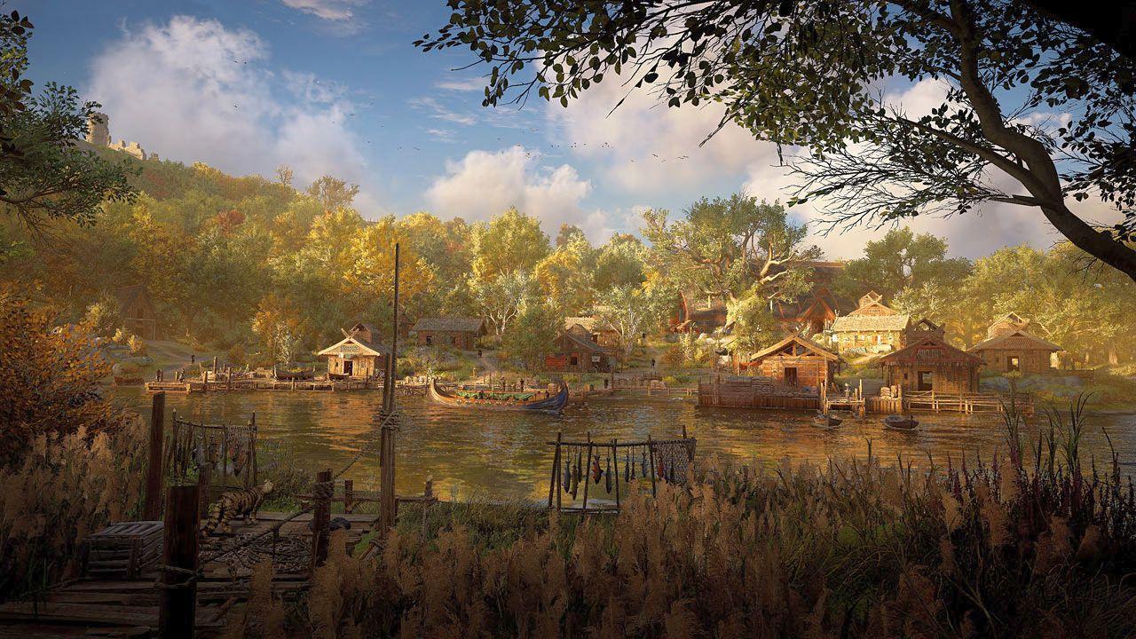 Assassin's Creed - Valhalla [PS4] (D/F/I)