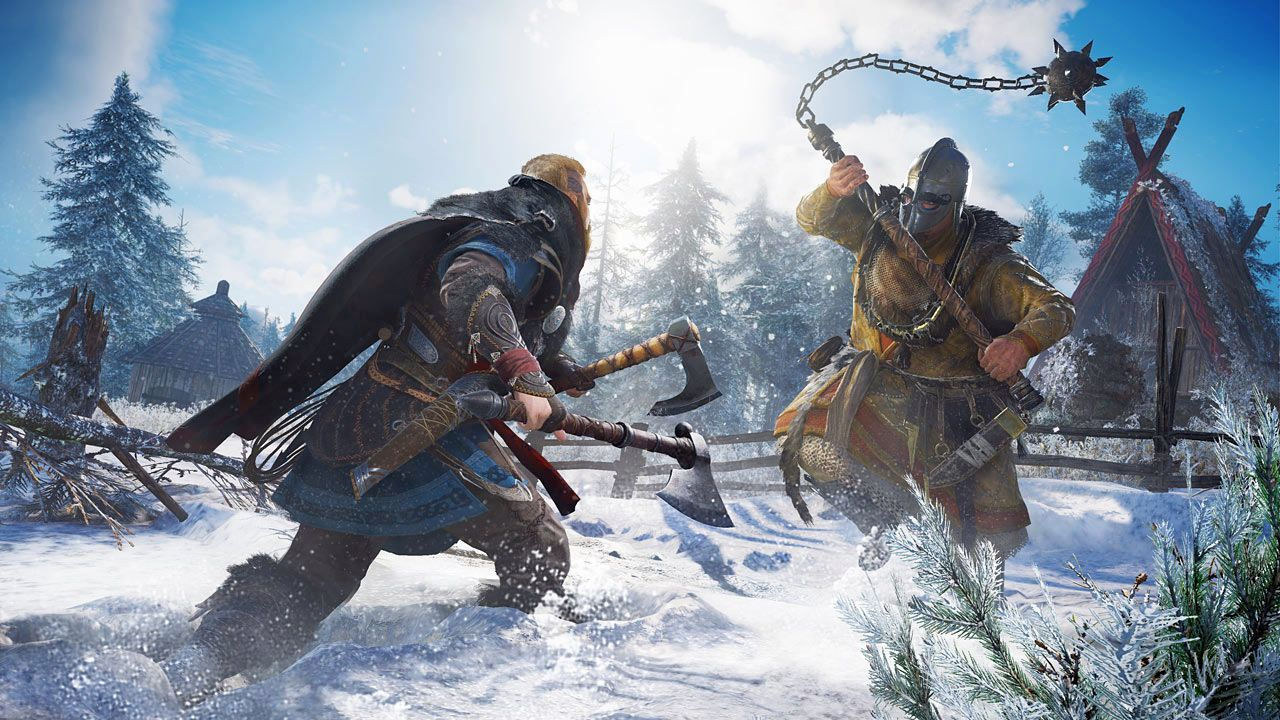Assassin's Creed - Valhalla Ultimate Edition [PS4] (D/F/I)