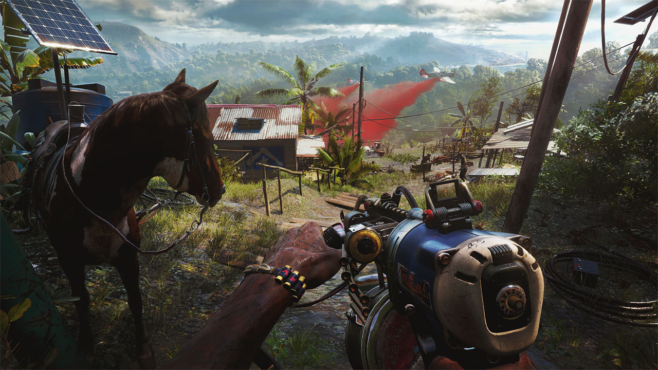 Far Cry 6 - Ultimate Edition [PS4/Upgrade to PS5] (D/F/I)