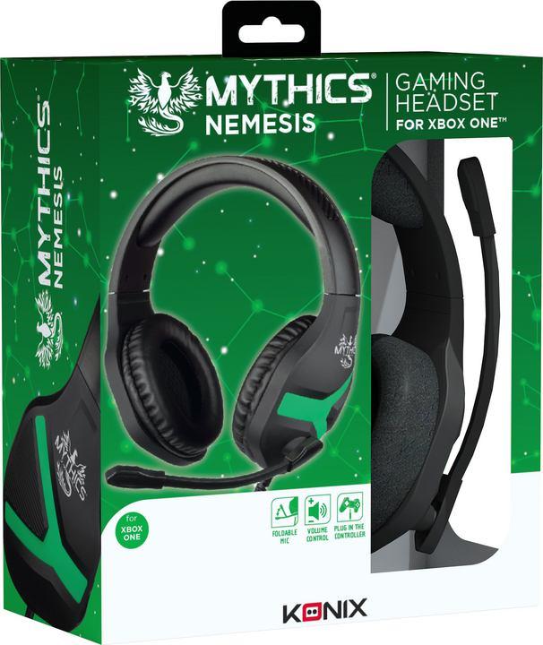 KONIX - Mythics Universal Gaming Headset - Nemesis [XONE/XBX]