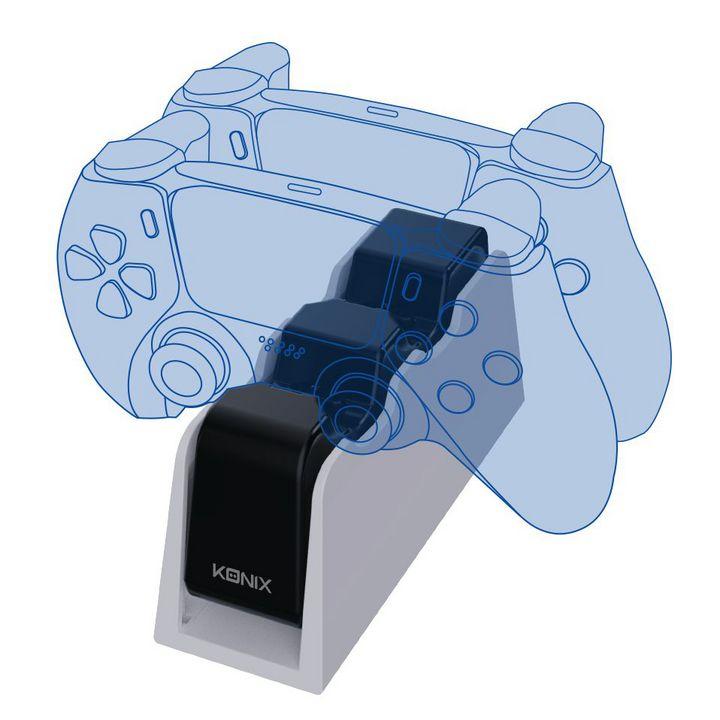 KONIX - Mythics Dual Charge Station [PS5]