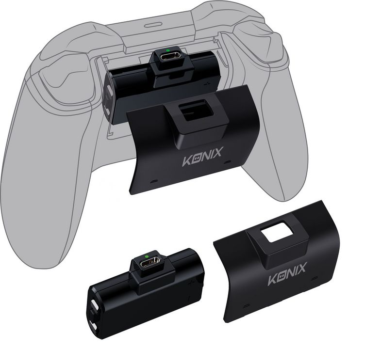KONIX - Mythics Play + Charge Battery Pack [XSX]