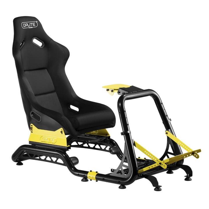 Oplite - GTR ELITE Racing Cockpit Yellow