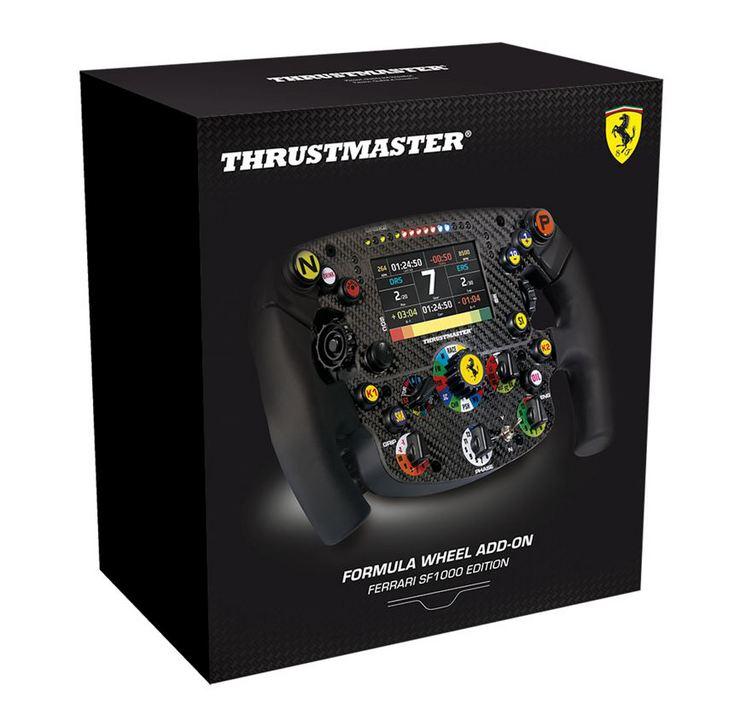 Thrustmaster - Ferrari SF1000 Formula Edition [Add-On]
