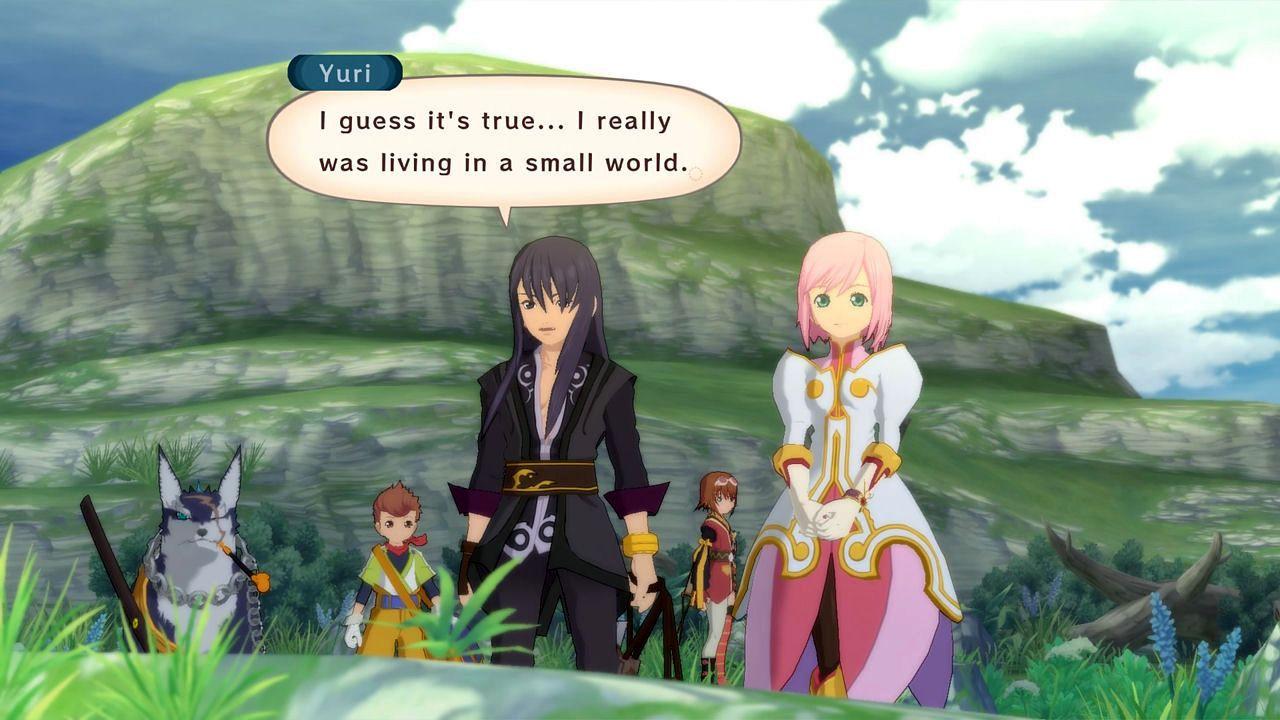 Tales of Vesperia: Definitive Edition [PS4] (D/F/I)