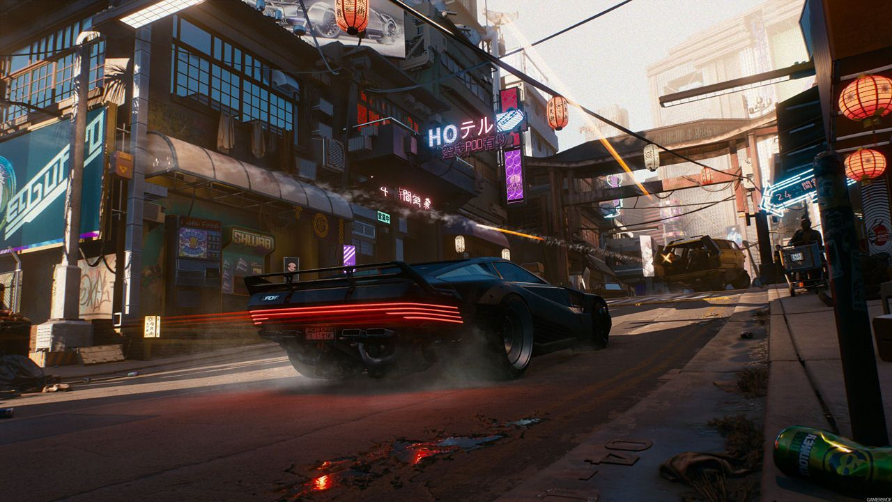 Cyberpunk 2077 - Day 1 Edition [PS4/Upgrade to PS5] (D/F/I)