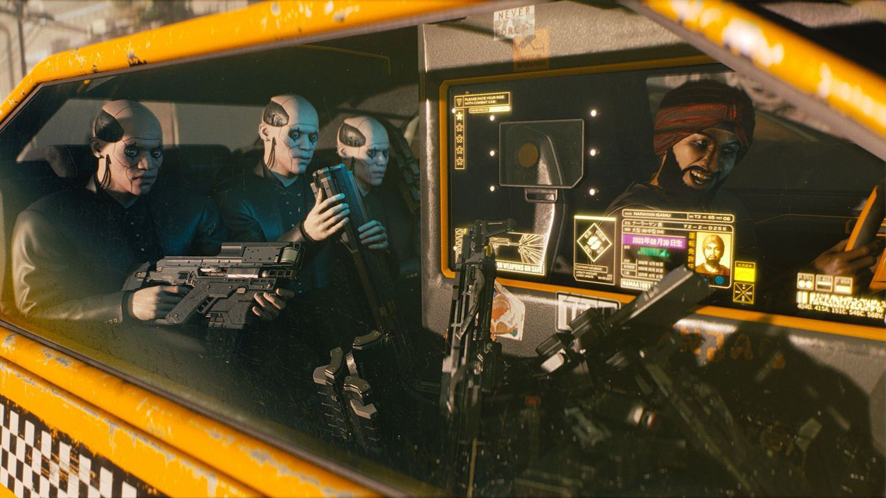 Cyberpunk 2077 - Day 1 Edition [XONE/XSX] (D/F/I)
