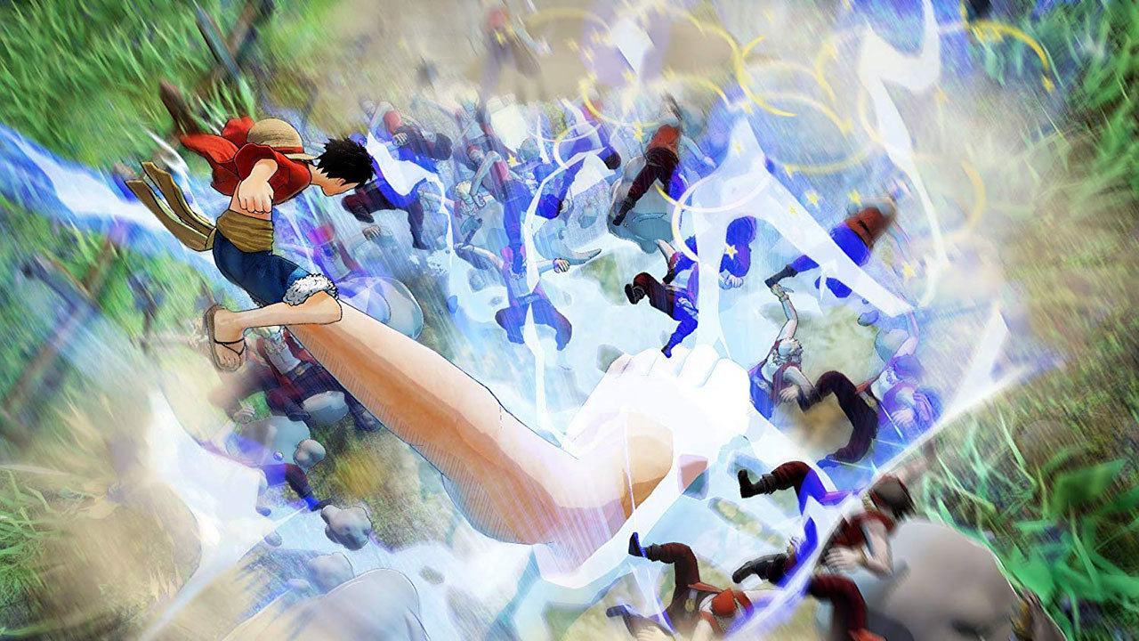 One Piece: Pirate Warriors 4 [NSW] (D/F/I)