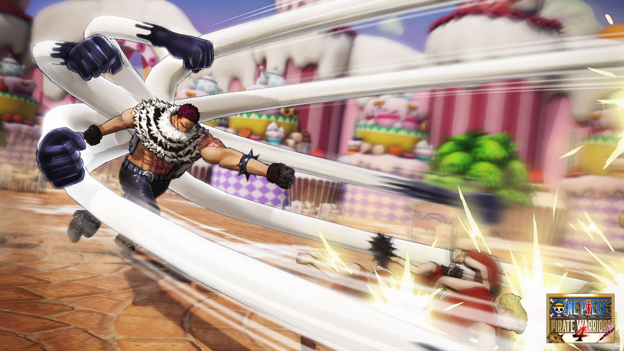One Piece: Pirate Warriors 4 [NSW] (D/F/I)