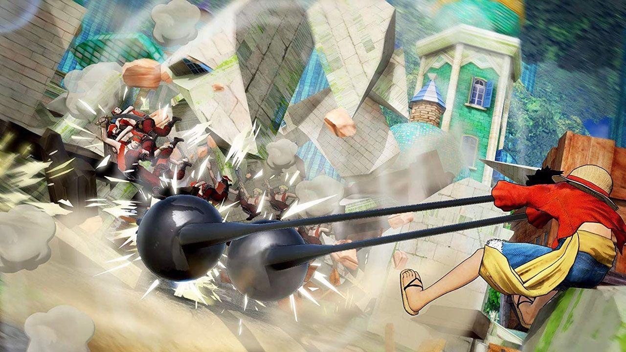 One Piece: Pirate Warriors 4 [XONE] (D/F/I)