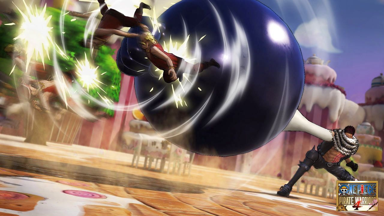 One Piece: Pirate Warriors 4 [PS4] (D/F/I)