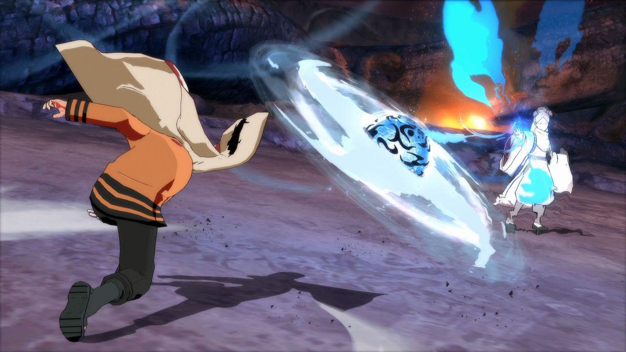 Naruto Shippuden Ultimate Ninja Storm 4: Road to Boruto [NSW] (D/F/I)