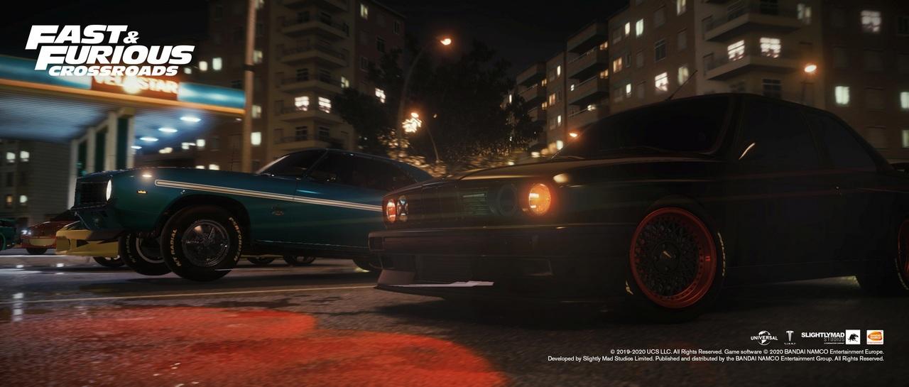 Fast + Furious Crossroads [PS4] (D/F/I)