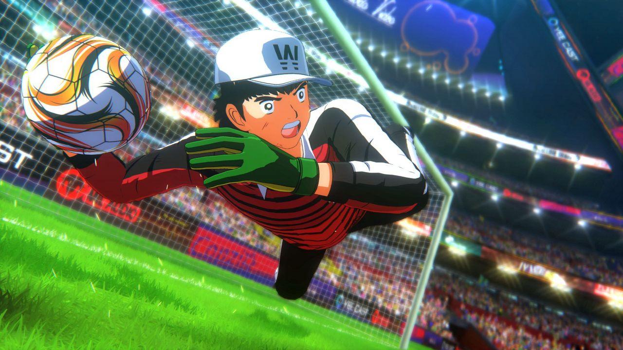 Captain Tsubasa: Rise Of New Champions [NSW] (D/F/I)
