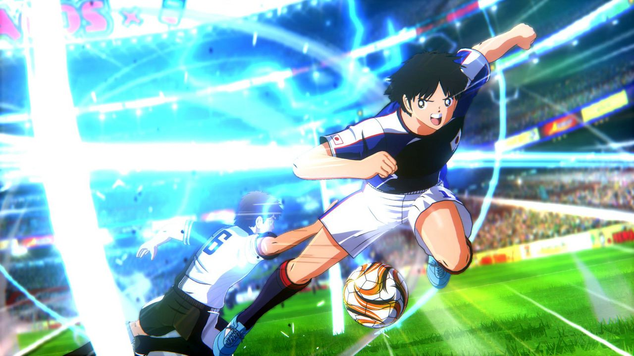 Captain Tsubasa: Rise Of New Champions [PS4] (D/F/I)