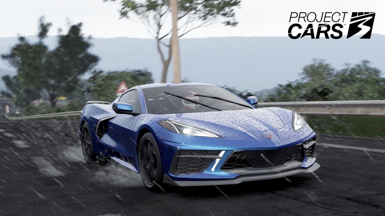 Project CARS 3 [XONE] (D/F/I)