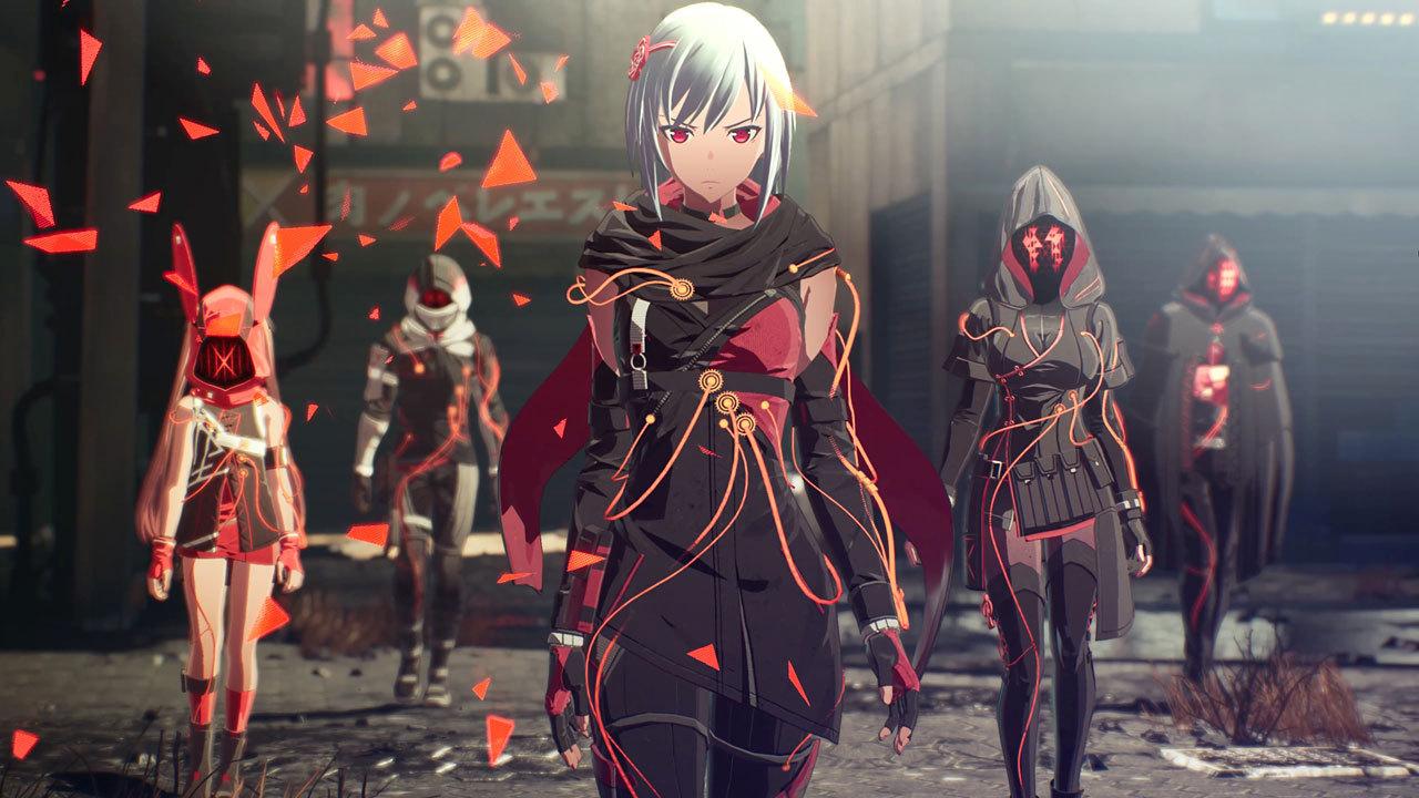Scarlet Nexus [PS5] (D/F/I)