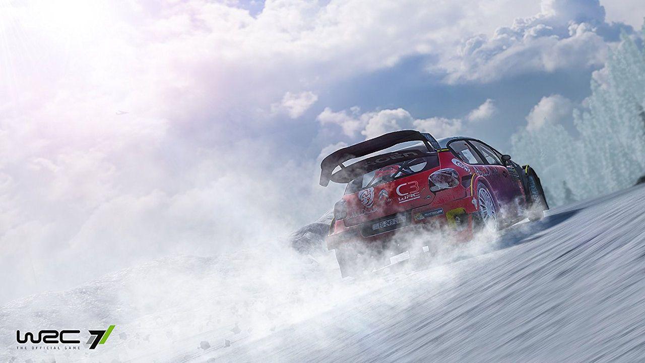 WRC 7 [DVD] [PC] (D/F)