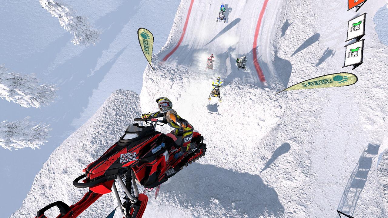 Snow Moto Racing Freedom [NSW] (D/F)