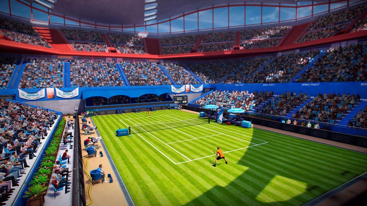 Tennis World Tour [PS4] (D/F)