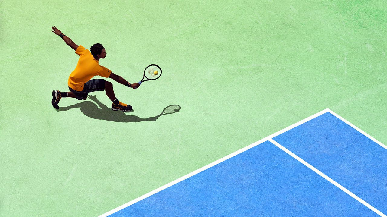 Tennis World Tour - Roland Garros Edition [XONE] (D/F)