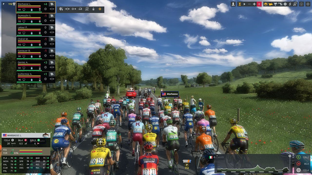 Pro Cycling Manager 2019 [PC] (D/F)