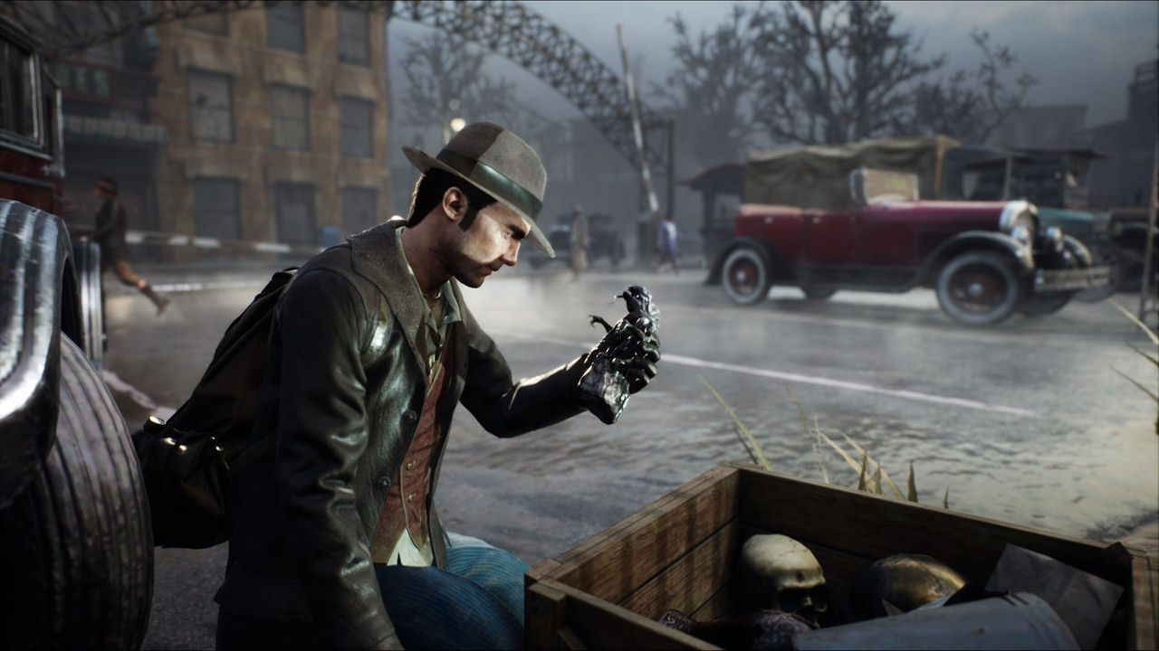 The Sinking City - Limited Day One Edition [XONE] (D/F)