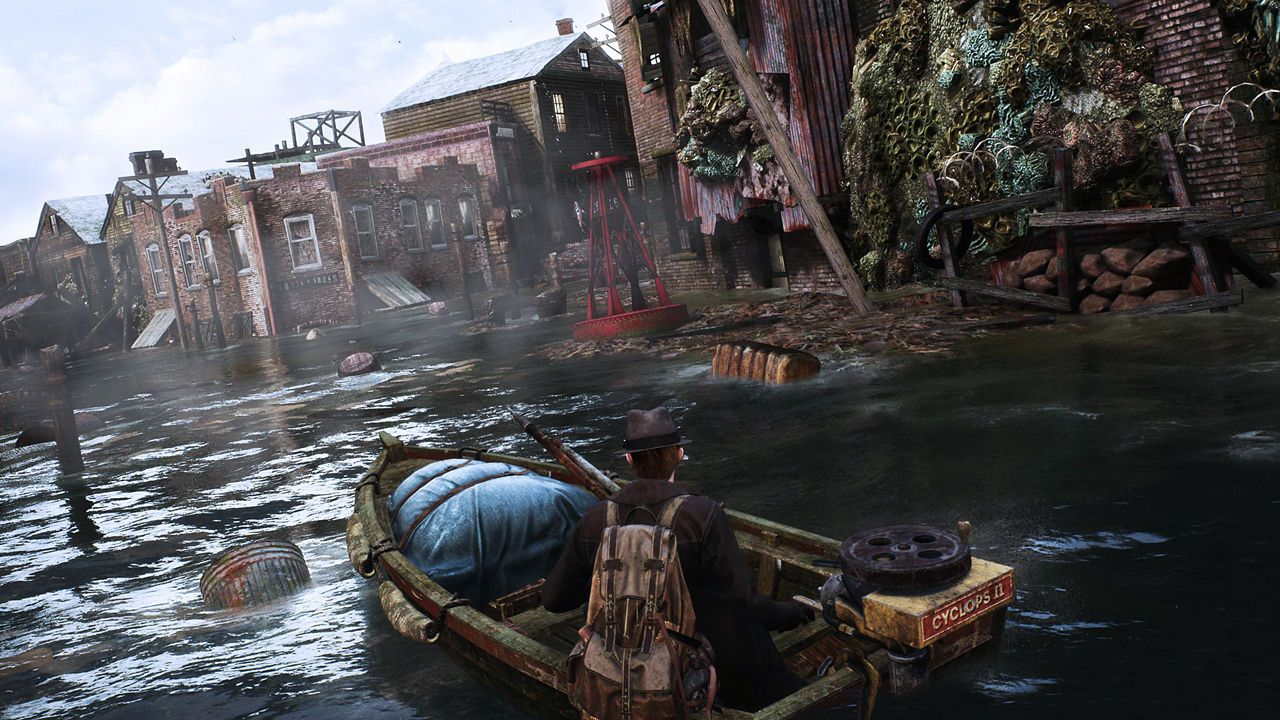 The Sinking City - Limited Day One Edition [PC] (D/F)