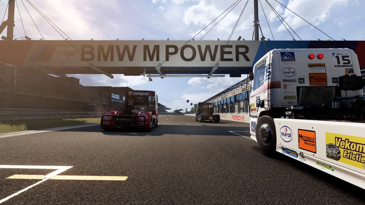 FIA European Truck Racing Championship [PS4] (D/F)