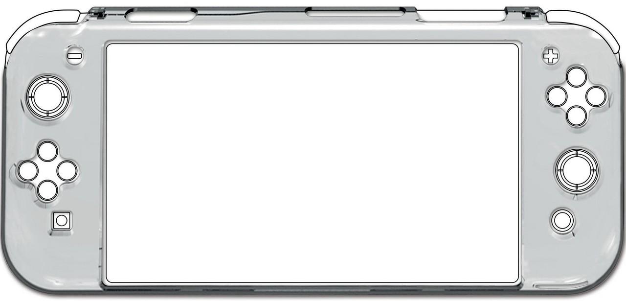 Nintendo Switch Lite Polycarbonat Hardcase - clear [NSW Lite]
