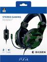 Stereo Headset V3 - camo green [PS4]