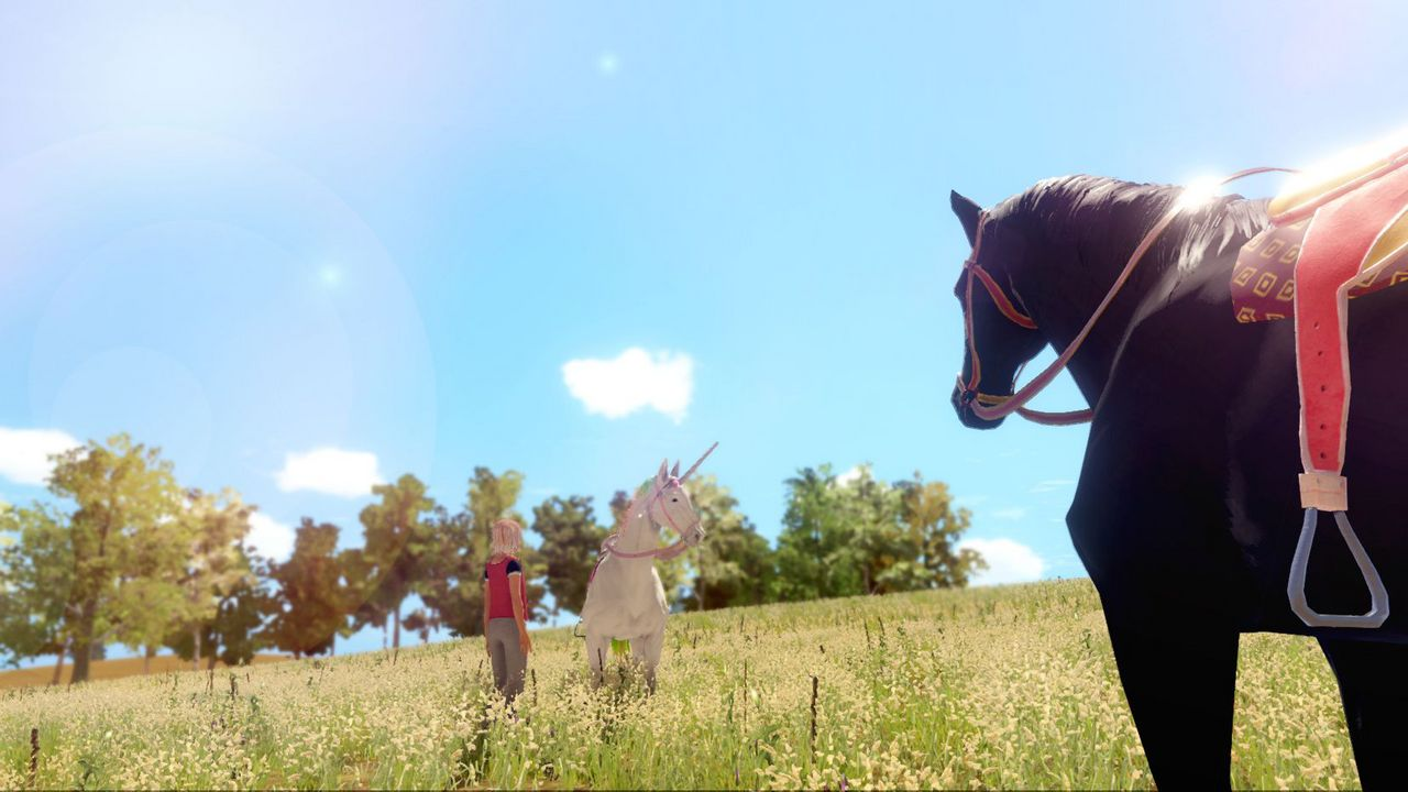 The Unicorn Princess [NSW] (D/F)