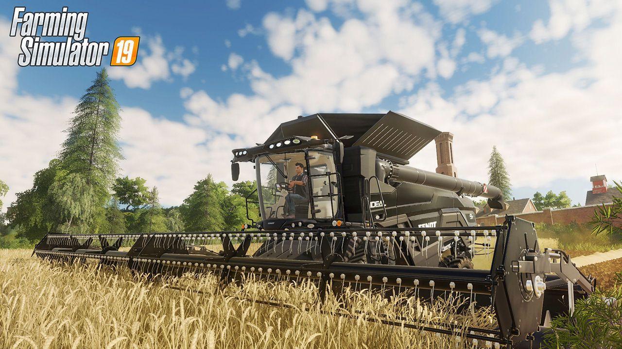 Farming Simulator 19 [DVD] [PC] (F)