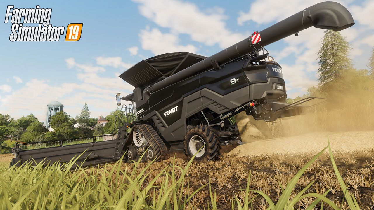 Landwirtschafts-Simulator 19 - Platinum Edition [XONE] (D)