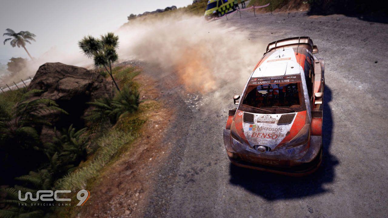 WRC 9 [XONE] (D/F)