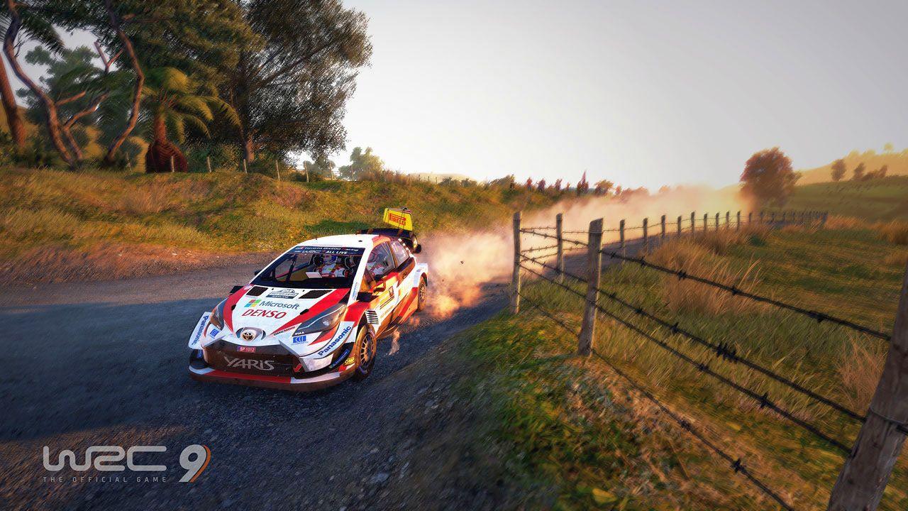 WRC 9 [PS5] (D/F)