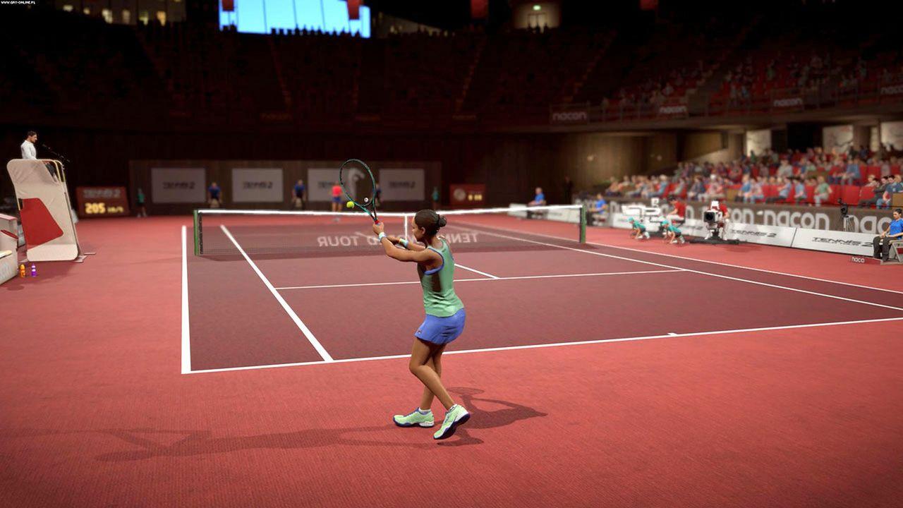 Tennis World Tour 2 [XONE/XSX] (D/F)