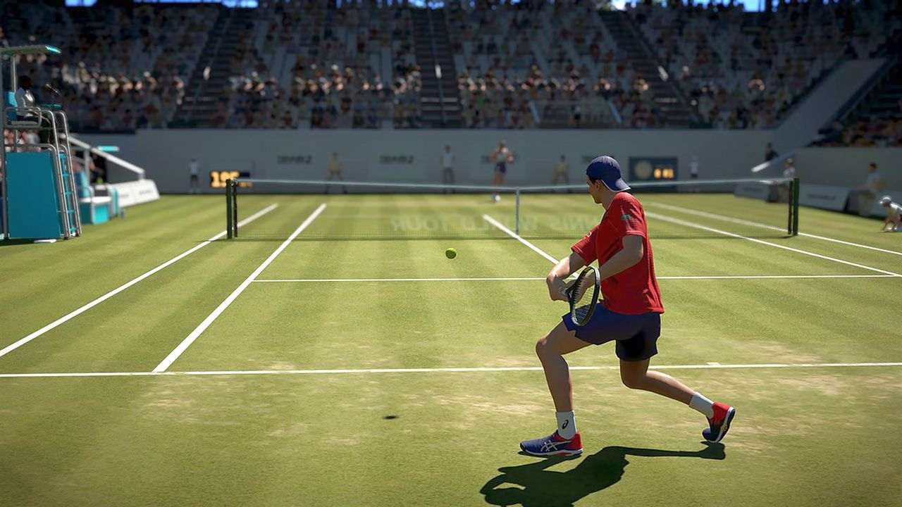 Tennis World Tour 2 [NSW] (D/F)