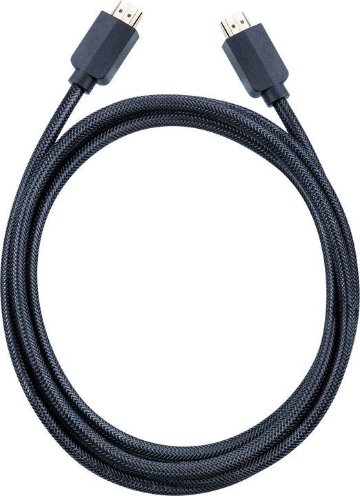 HDMI 2.1 Cable 3m - black [XSX]