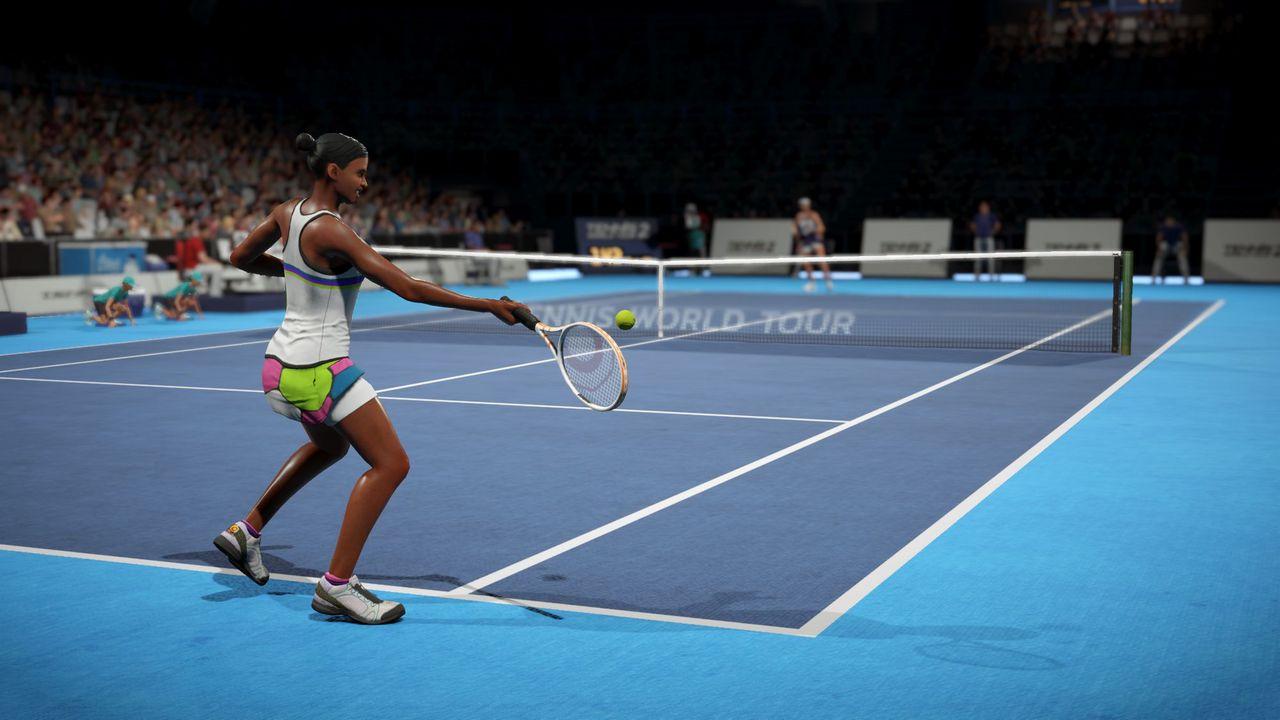 Tennis World Tour 2 [PS5] (D/F)