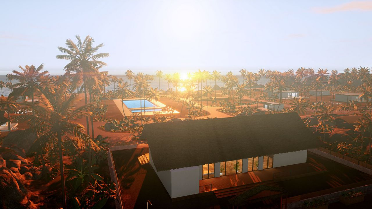 Hotel Life: A Resort Simulator - Deluxe Edition [PS4] (D/F)