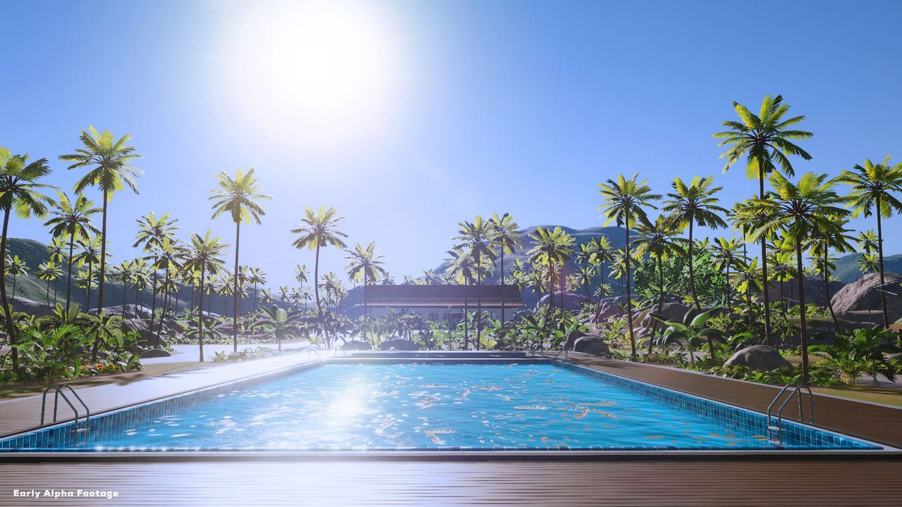 Hotel Life: A Resort Simulator - Deluxe Edition [PS5] (D/F)
