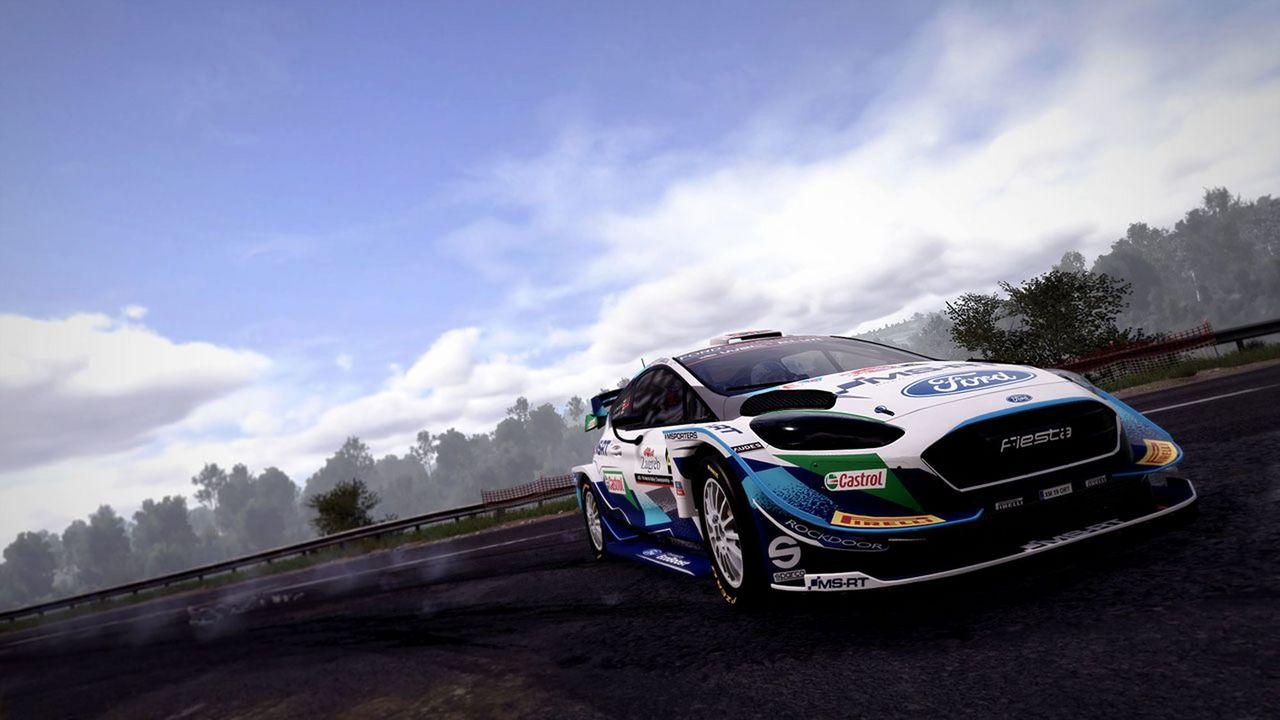 WRC 10 [PS4] (D/F)