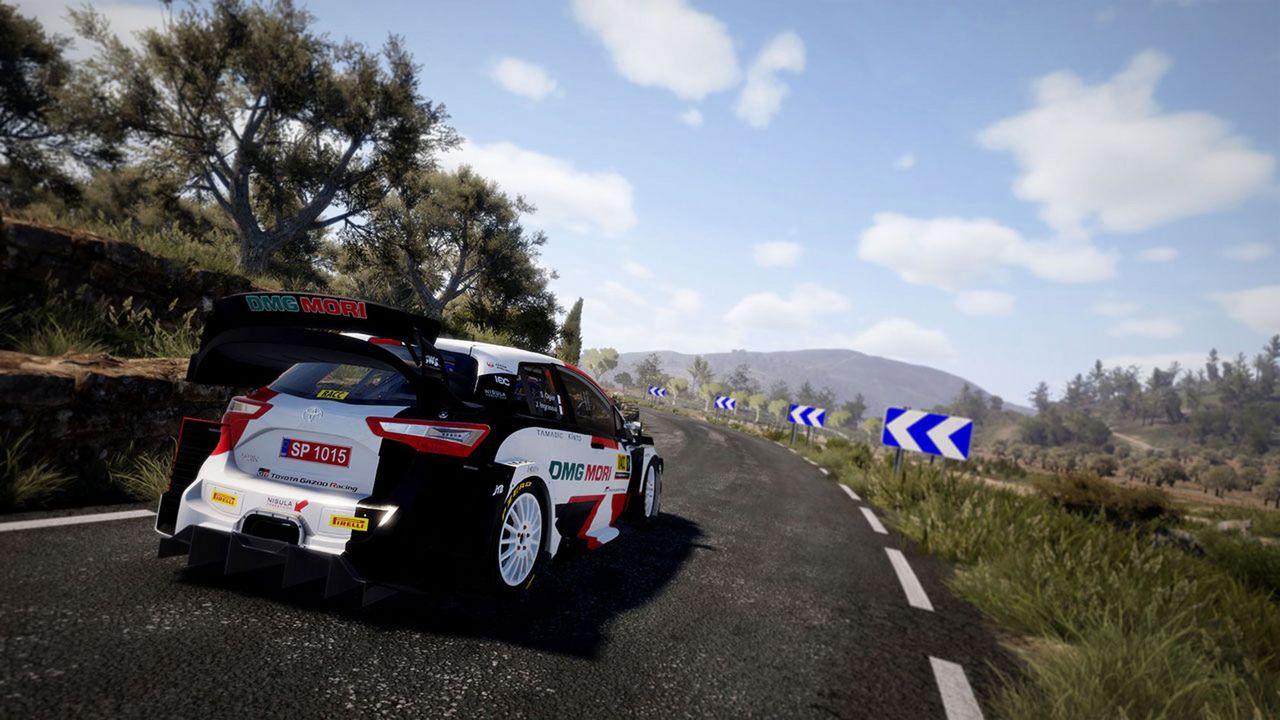 WRC 10 [XONE] (D/F)