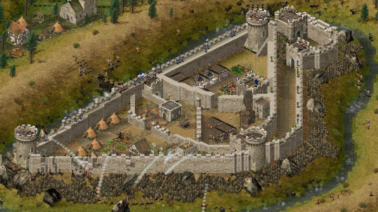 Stronghold HD + Strongold Crusader HD [DVD] [PC] (F)