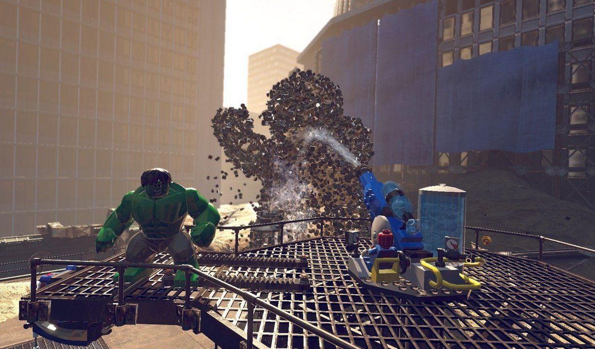 Essentials : LEGO Marvel Super Heroes [PS3] (F)