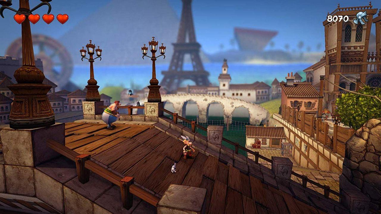 Asterix & Obelix XXL2 - Limited Edition [PS4] (D)