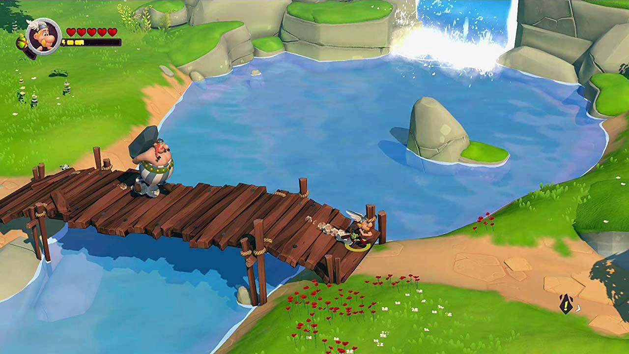 Asterix & Obelix XXL 3: Der Kristall-Hinkelstein [PS4] (D)